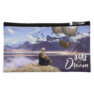 Dare to Dream Purse Makeup Bag