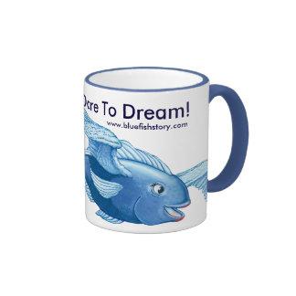Dare To Dream! Ringer Mug