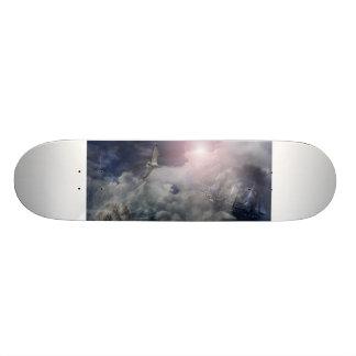 Dare To Dream Skateboard
