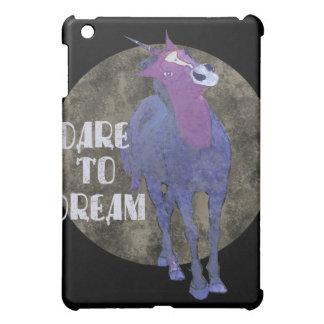 Dare to Dream Unicorn gifts Case For The iPad Mini