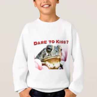 dare to kiss sweatshirt