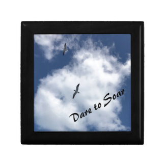 Dare to Soar Keepsake Box