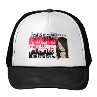Dare to take your city for Christ Hats
