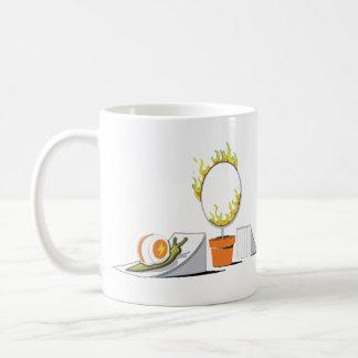 Daredevil Snail Coffee Mug