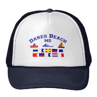 Dares Beach MD Signal Flags Cap