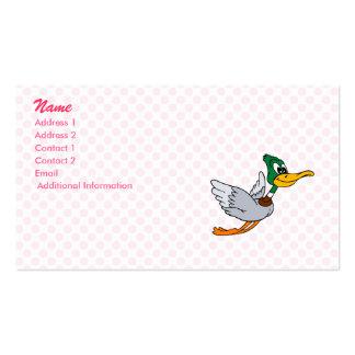 Darien Duck Pack Of Standard Business Cards