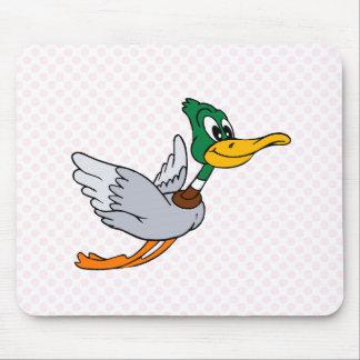 Darien Duck Mouse Pad