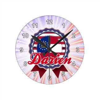 Darien, GA Clock