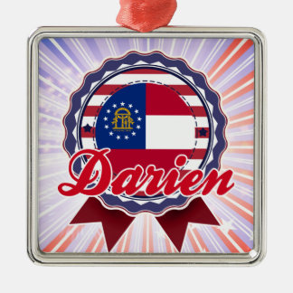 Darien, GA Ornaments