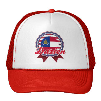Darien, GA Mesh Hat
