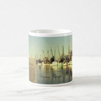 Darien, Ga.waterfront mug