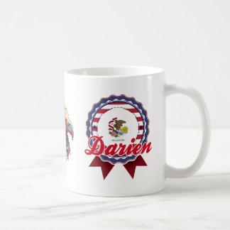 Darien, IL Mug