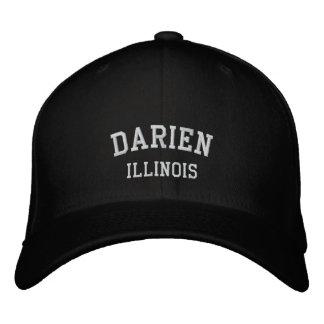 Darien, Illinois Embroidered Baseball Cap