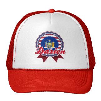 Darien, NY Mesh Hat