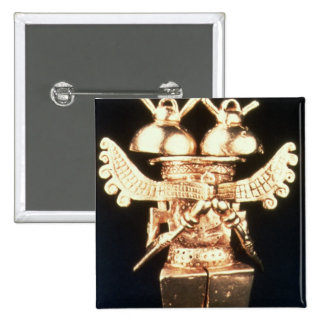 Darien Pectoral 15 Cm Square Badge