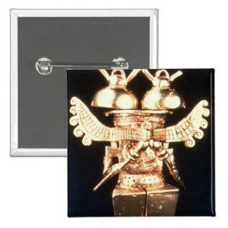 Darien Pectoral 15 Cm Square Badge