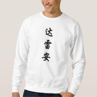 darien pullover sweatshirt