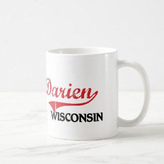 Darien Wisconsin City Classic Coffee Mug