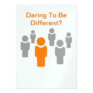 Daring To Be Different-product Announcement