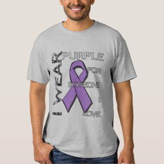 Dark Alzheimer's Awareness Shirt