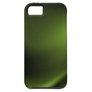 Dark and Intense Green iPhone 5 Covers