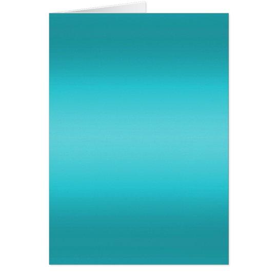 Dark and Light Aqua Blue Gradient - Turquoise