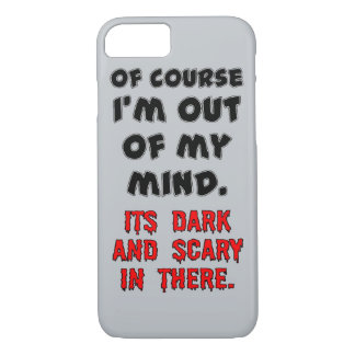 DARK AND SCARY iPhone 7 CASE