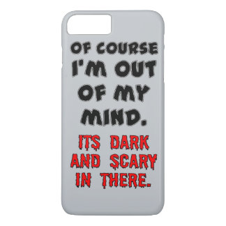 DARK AND SCARY iPhone 7 PLUS CASE