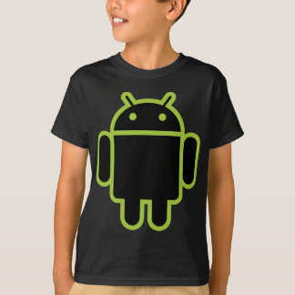 Dark Android T-Shirt