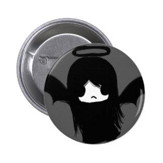 Dark-Angel Pinback Button