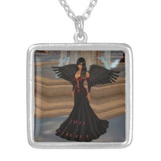 Dark Angel Love Necklace