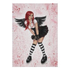 Dark Angel Love Poster