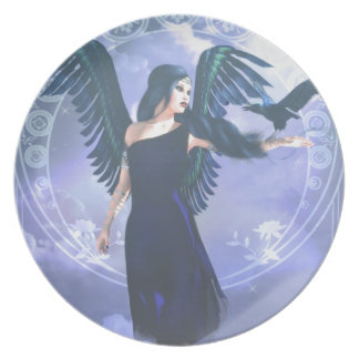 Dark Angel Plate