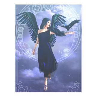Dark Angel Postcard