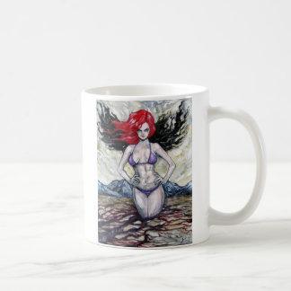 Dark Angel Rising Mug