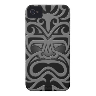 Dark Aztec Mask Case-Mate Blackberry Case