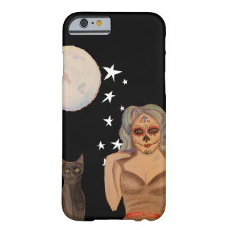 Dark Beauty Barely There iPhone 6 Case