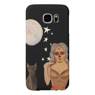 Dark Beauty Samsung Galaxy S6 Cases
