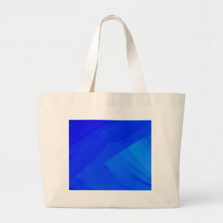 Dark Blue Backdrop Large Tote Bag