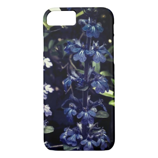 Dark Blue Bell Iphone Case
