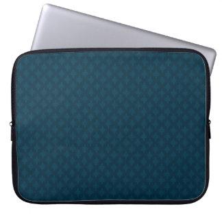 Dark Blue Custom Laptop Sleeve