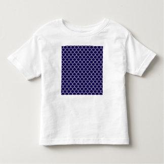 Dark Blue Dragon Scales Toddler T-Shirt