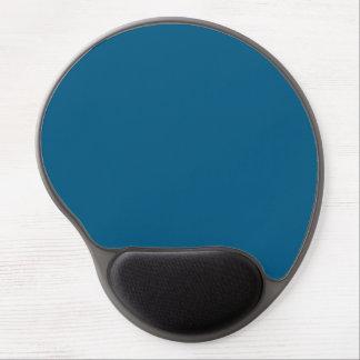 """Dark Blue"" Gel Mouse Pad"