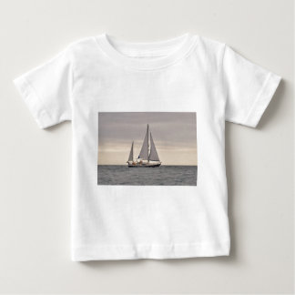 Dark Blue Ketch Baby T-Shirt