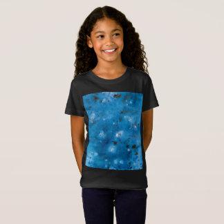 Dark Blue Marble Splat T-Shirt