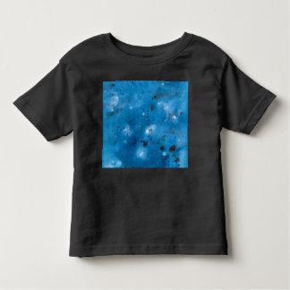 Dark Blue Marble Splat Toddler T-Shirt