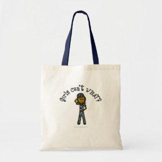 Dark Blue Navy Girl Bag