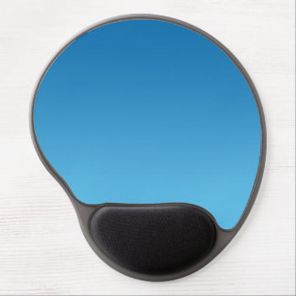 """""""Dark Blue Ombre"""" Gel Mouse Pad"""