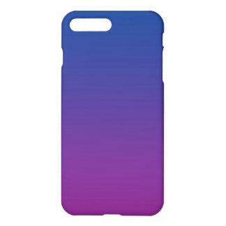 Dark Blue & Purple Ombre iPhone 8 Plus/7 Plus Case