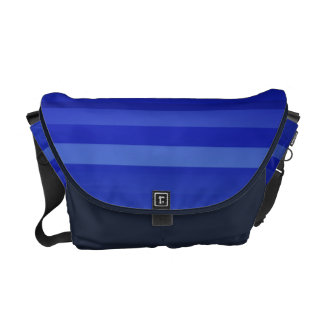 Dark Blue Rickshaw Medium Zero Messenger Bag